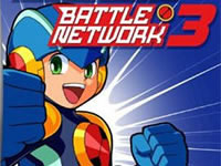 Jeu Mega Man Battle Network 3