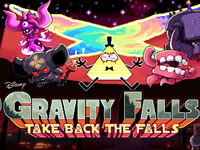 Jeu Gravity Falls Take Back The Falls