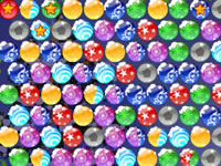 Jeu Bubble Shooter Christmas