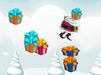 Jeu Jumpy Santa