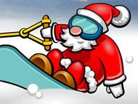 Jeu Santa's Snow Rush