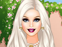 Jeu Barbie Robe Haute Couture