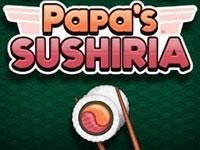 Jeu Papa's Sushiria
