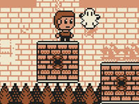 Jeu gratuit Tower of The Wizard - Gameboy Adventure