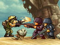 Jeu Metal Slug - Run!