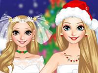 Jeu Raiponce fête Noël