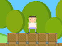 Jeu Super Jump Dude