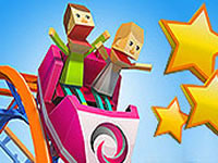 Jouer à Rollercoaster Creator Express