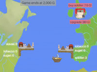 Jeu Slavery Triangular Trade