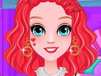 Jeu Ariel Nouvelle couleur de cheveux