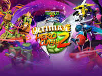 Jeu TMNT Vs Power Rangers 2