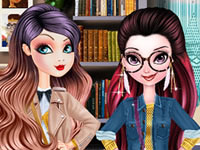 Jeu gratuit Colocs à Ever After High