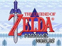 Jeu Zelda Parallel Worlds