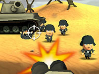 Jeu Operation Machine Gun