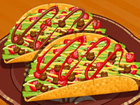 Jeu Véritables tacos mexicains