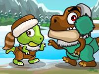 Jeu Dino Ice Age