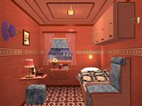 Jeu Orient Express Night - First Station