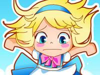 Jeu Alice Jump
