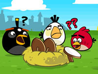 Jouer à Angry Birds HD