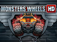 Jeu Monsters' Wheels 3