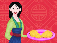 Jeu gratuit Mulan Recette de tarte