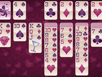 Jeu Valentine's Day Solitaire