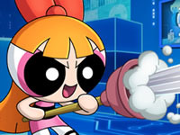 Jeu Powerpuff Girls Glitch Fixers