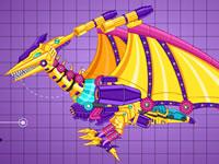 Jeu Dino Robot - Pterosaurs
