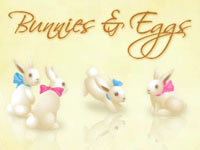Jeu Bunnies & Eggs