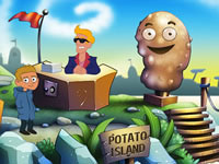 Jeu Greetings from Potato Island