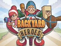 Jeu Backyard Heroes