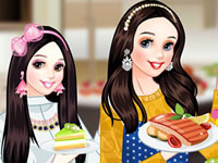 Jeu Princesse Chef