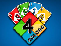 Jeu Uno Four Colors