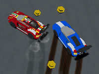 Jeu Lego Speed Champions