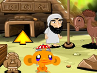 Jeu Monkey Go Happy Pyramid Escape
