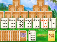 Jeu Tri Tower Solitaire - Classic