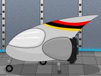 Jeu Toon Escape - UFO
