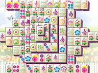 Jeu Spring Mahjong