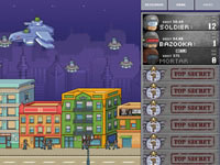 Jeu gratuit STE - Save the Earth