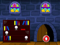 Jeu Monstrous House Escape