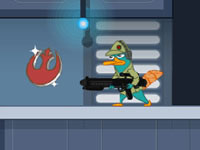 Jeu Phineas and Ferb Agent P Rebel Spy