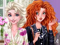 Jeu gratuit Princesses au Printemps