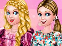 Jeu Barbie Défilé de Printemps