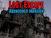 Jeu Lost Escape - Abandoned Mansion