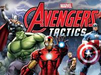 Jeu Marvel Avengers Tactics
