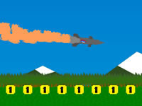 Jeu 10 Second Extreme Rocket