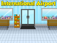 Jeu Mission Escape - Airport