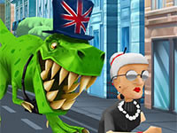 Jeu Angry Gran Run London