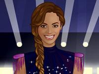 Jeu Beyonce Studio de Mode
