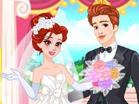 Jeu La Belle et la Bête - Mariage Royal